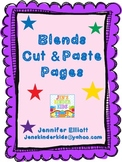 Blends Cut & Paste Pages