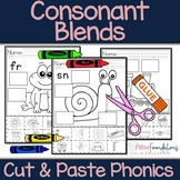 Blends Cut and Paste Phonics