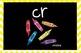 Blends & Diagraphs Posters - Rainbow Chevron