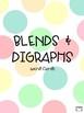 Blends & Digraphs Flash Cards