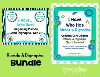 Blends & Digraphs Bundle