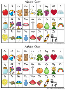 QLD Beginners Font Blends & Digraphs Charts