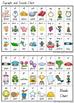 QLD Beginners Font Blends & Digraphs Charts