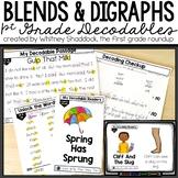 Blends and Digraphs Decodable Texts BUNDLE