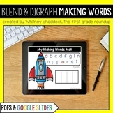 Blends Digraphs Making Words Lessons Compatible with Googl