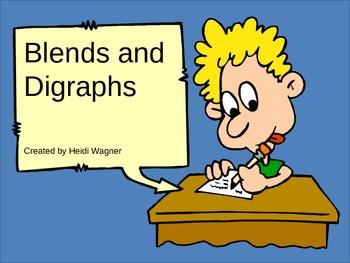 Blends & Digraphs PPT