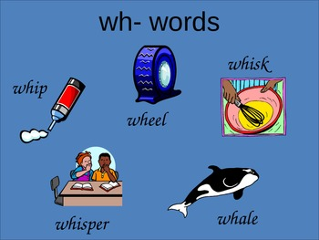 Blends & Digraphs PPT