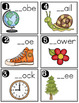Blends & Digraphs Write the Room - Freebie!