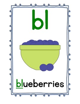 Blends, Digraphs and Trigraphs posters