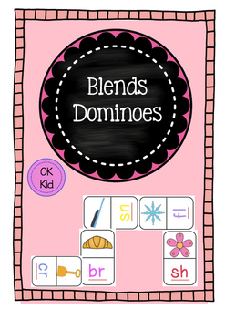 Blends Dominoes