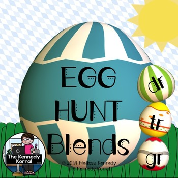 Blends - DR, GR, TR {Easter Center, Mats, Cards and MORE!}
