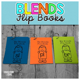 Blends Flip Books | Blends Activities