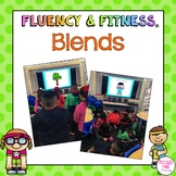 Blends Fluency & Fitness® Brain Breaks