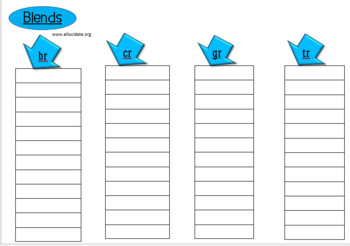 Blends Foldable Bookmark