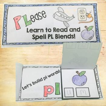Blends - Blends Foldable Books Set