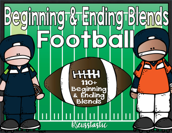 Blends Football (Beginning and Ending)