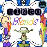 Blends Bingo Game | Blends Game | Blends Worksheets 1st Grade