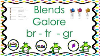Blends Galore -br-tr-gr