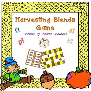 Blends Game ~ Harvesting Blends (bl, fl, pl, sl)