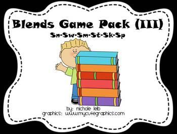 Blends Game Pack III