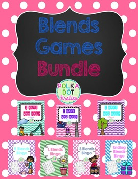 Blends Games BUNDLE