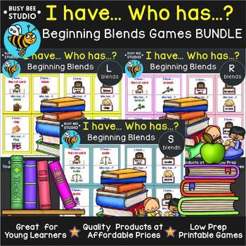 Blends Games Bundle (L, S, R)