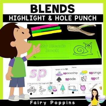 Blends - Highlight & Hole Punch