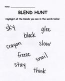 Blends Hunts