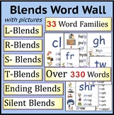 Phonics Word Wall: Blends