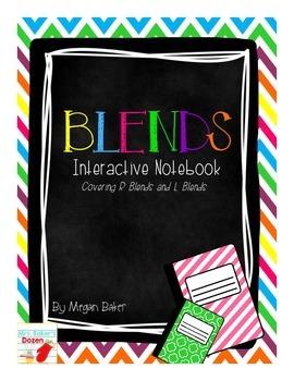 Blends Interactive Notebook