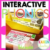 Blends Interactive Phonics Mats