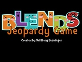 Blends Jeopardy PowerPoint Game