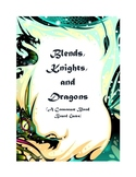 Blends, Knights, and Dragons Phonics Consonant Blends Game
