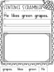 "Blends Phonics NO PREP Printables for ""gr"""
