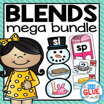 Blends Match-Up Mega Bundle
