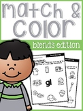 Blends Match and Color
