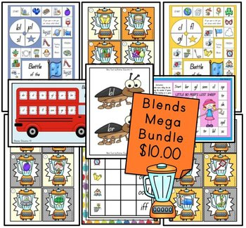 Blends Mega *BUNDLE*