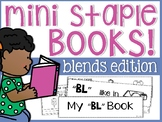 Blends Mini Staple Books