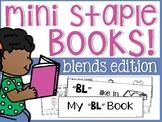 Blends Mini Staple Books