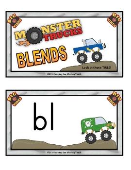 Blends Monster Trucks