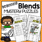 Blends Mystery Puzzles