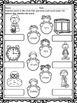 Blends: Worksheets (Spring Kids)