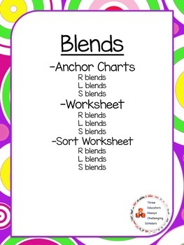Blends Pack