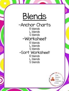 Blends Pack