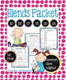 Blends Packet (BR, CR, TR, SP, SK, and ST Blends)