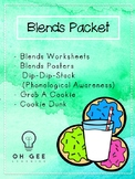 Blends Packet- Orton-Gillingham Aligned