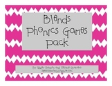 Blends Phonics Games Pack