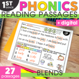 Blends Phonics Mats 1st Grade