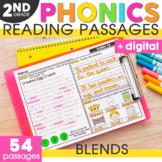 Blends Phonics Mats 2nd Grade