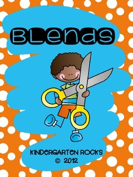 Blends - Phonological Awareness Mini-Lesson